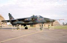 JAGUAR GR1 RAF XZ118 F - 1988