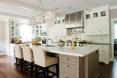 Gerbert Addition 2012 by Perron Constrcution Kitchen Pantry, Kitchen Cabinets, Kitchen Ideas, Appliance Garage, Modern Colonial, Interior Inspiration, Your Design, Household, New Homes