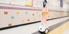 Socorro ISD Homebound Student to Rejoin Classroom using VGo Robot
