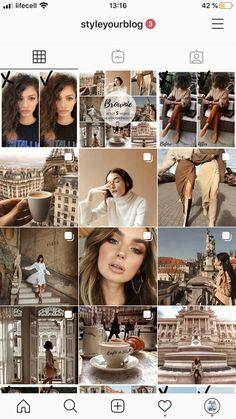 Photography Filters, Photography Tips, Insta Goals, Beige Blonde, Brown Aesthetic, Instagram Feed, Instagram Ideas, Tan Skin, Lightroom Presets