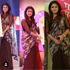 Nayantara in a pranaah wear