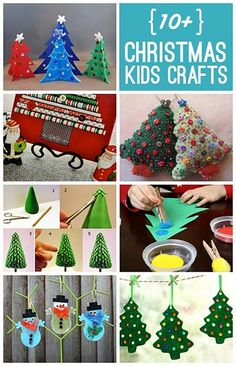 Another merry Christmas season is on its way, and you may have already started the preparations. Are you looking for some cool ideas to keep your naughty little kid busy? no worries we have innovative quick fixes on how to make Christmas tree crafts.