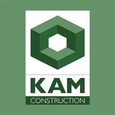 Kam Construction Logo Design & Website