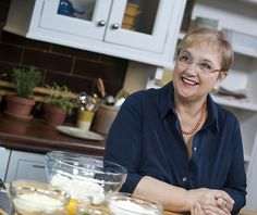 20 Things I Learned While Cooking With Lidia Bastianich. Plus an easy to make weeknight recipe for her Spaghetti and Pesto Trapanese.