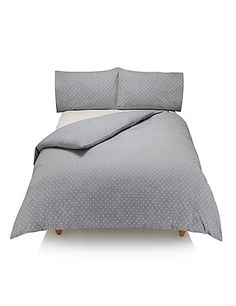 Spotted Bedding Set   M&S
