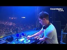 Dannic Live at Creamfields (2014)