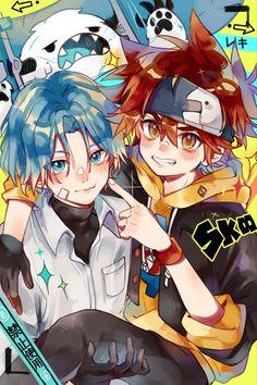 Cute Anime Guys, Anime Boys, Haikyuu Anime, Anime Chibi, Cute Anime Character, Character Art, Sarada Uchiha Wallpaper, Eren Aot, Infinity Art