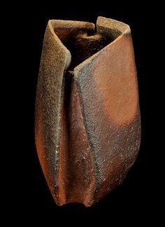 Bizen ceramists Wakimoto Hiroyuki (Japanese:1952) - Testament 14