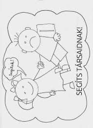 Kapcsolódó kép Behavior Management, Classroom Management, School Decorations, Teaching Tips, Primary School, Special Education, Coloring Pages, Back To School, Activities For Kids