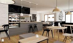 Znalezione obrazy dla zapytania kawiarnia projekt