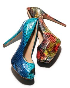 Brazil is where to buy shoes!