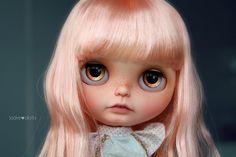 Blythe custom Stella by Jodie Dolls