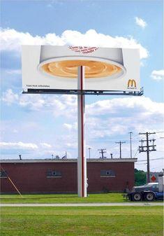 McDonalds: Triple thick milkshakes.