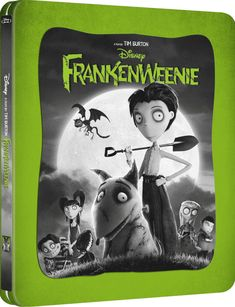 Buy Frankenweenie 3D (Includes 2D Version) - Zavvi Exclusive Limited Edition Steelbook here at Zavvi. We've great prices on games, Blu-rays and more; as well as free UK delivery on all orders, so be sure not to miss out!