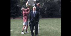 How Trey Gowdy Reacts to the Ice Bucket Challenge Makes You Think He Has Ice Water Running in His Veins