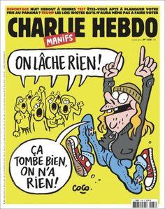 Charlie Hebdo | Journal satirique, laïque, politique et joyeux, toutes les semaines en kiosque et tous les jours sur internet.