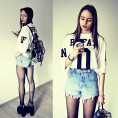 Unif Tee, Jeffrey Campbell Shoes