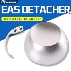 Golf Detacher With Detacher Hook Key Tag Remover EAS System The Security Detacher Packing Tag Remover, Key Tags, Security Alarm, How To Remove, Golf, Packaging, Keychains, Turtleneck