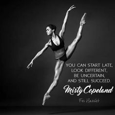 The magnificent Misty Copeland - just named principal ballerina at the American Ballet Company. The first African American principal dancer in its 75 year history. Misty Copeland, Dance Photos, Dance Pictures, Best Instagram Photos, Black Ballerina, American Ballet Theatre, Ballet Theater, Dancing Day, The Dancer