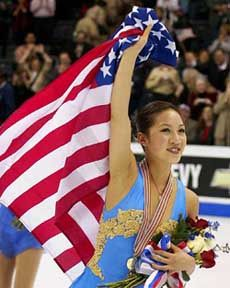 I just love Michelle Kwan