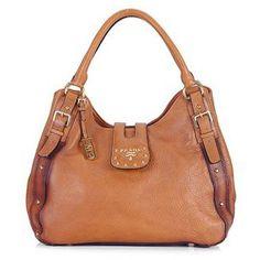 00c421424aba £146.00 Official Prada Shoulder Bags Camel 1254 Outlet Store Online