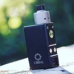 The latest Lost Vape Coral DNA 60 Box Mod 1.Stainless steel 510 atomizer connector; 2.Waterproof onboard buttons; 3.Spring loaded nickel plated brass center pin; 4.Cell-by-cell monitoring; 5.Customized 1Amp micro-USB charger(cord included) #vape #vapeporn #vapelife #vapecommunity #vapefam #vapestagram #vapeon #vaping #instavape #vapor #subohm #vapedaily #vapenation #cloudchaser #eliquid #calivapers #vapehooligans