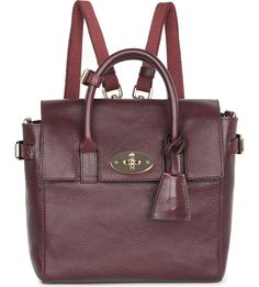 MULBERRY - Mini Cara Delevigne bag | Selfridges.com