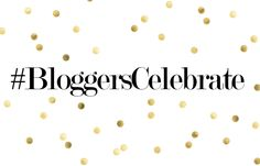 Blogger Positivity – Use the hashtag #BloggersCelebrate to share good news and gain support from others. http://rebeccakelsey.com/2015/03/blogger-positivity-bloggerscelebrate/