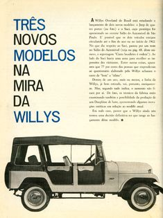 Jeep Willys 1961