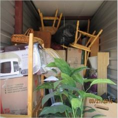 5x15. #StorageAuction in Ajax (F27). Ends May 26, 2016 4:00PM US/Eastern. Lien Sale. Storage Auctions, Self Storage, Canada, Plants, America, Plant, Planting, Planets