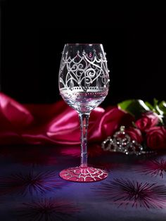 Everyone deserves to feel like royalty…and you certainly will while drinking from the stunning, My Tiara wine glass!  Cheers! xoxo Lolita  http://www.designsbylolita.com/index.php?route=product%2Fsearch&search=my+tiara