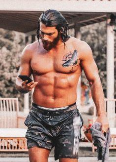 Pin on Attractive men Turkish Men, Turkish Actors, Beautiful Men Faces, Gorgeous Men, Hommes Sexy, Muscular Men, Shirtless Men, Attractive Men, Good Looking Men