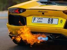 Hot car then....The no plate means fire or flame......;]]
