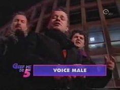 Winter Wonderland - Voice Male