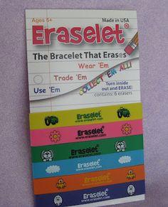 Eraselet giveaway