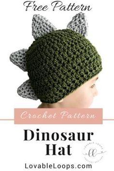 Bag Crochet, Crochet Motifs, Crochet Beanie, Crochet Gifts, Easy Crochet Hat, Crocheted Hats, Crochet Ideas, Easy Crochet Baby Hat, Easy Crochet Projects