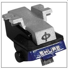 Shure M97xE Hi-Fi Turntable Phono Cartridge The M97xE is a superbly tracking, neutral, smooth-sounding magnetic cartridge designed to provide long hours of undistorted, easy listening without fatiguin