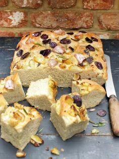Potato & Rosemary Focaccia   Bread Recipes   Jamie Oliver Recipes