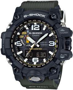 3190e957fc8 WATCH JAPAN CASIO G-SHOCK MUDMASTER GWG 1000 G Shock Watches Mens