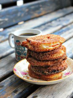 Apple Fritters (Gluten Free)