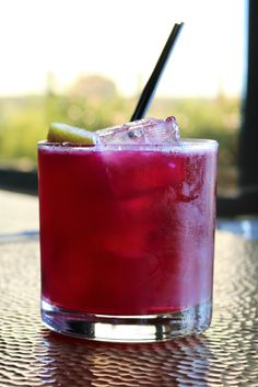 Try this beet-and fennel-shrub cocktail this summer. recipe. 1.5 oz. Ford's Gin 1 oz. beet-and fennel-shrub 0.5 oz. lemon juice 0.5 oz. simple syrup Lemon slice, for garnish