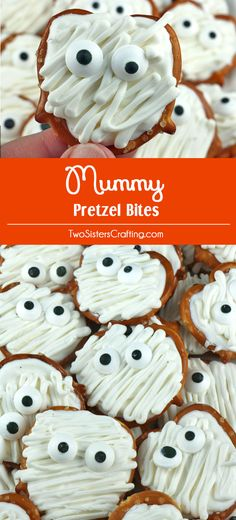 15 Super Cute Halloween Treats To Make For Kids and Adults - Easy - cute easy halloween treat ideas