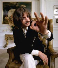 1969 - Ringo Starr.