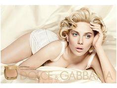 SNEAK PEEK  Scarlett Johansson for Dolce   Gabbana The Make Up 8c0017938a7