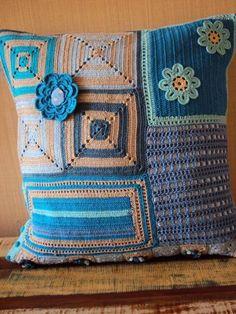 Almofada Blue