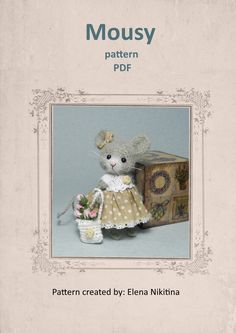 This pattern is easy to follow with step-by-step instructions (20 pages with detailed instructions, tips, photos illustrating the proce...