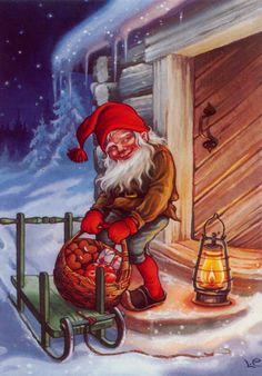 Swedish Christmas by Lars Carlsson