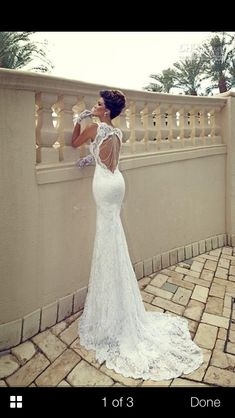 Beautiful dress.....I want you...