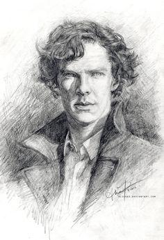 Alicexz deviantart Sherlock