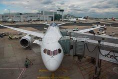 LAN Boeing 787-8 am Gate in Frankfurt - Check more at https://www.miles-around.de/trip-reports/business-class/gastbeitrag-traumreise-im-traumflieger/,  #Airport #avgeek #Aviation #Boeing #BusinessClass #Dreamliner #Flughafen #FRA #Hotel #IBERIALounge #LAN #Lounge #MAD #MapleLeafLounge #Planespotting #Reisebericht #Trip-Report